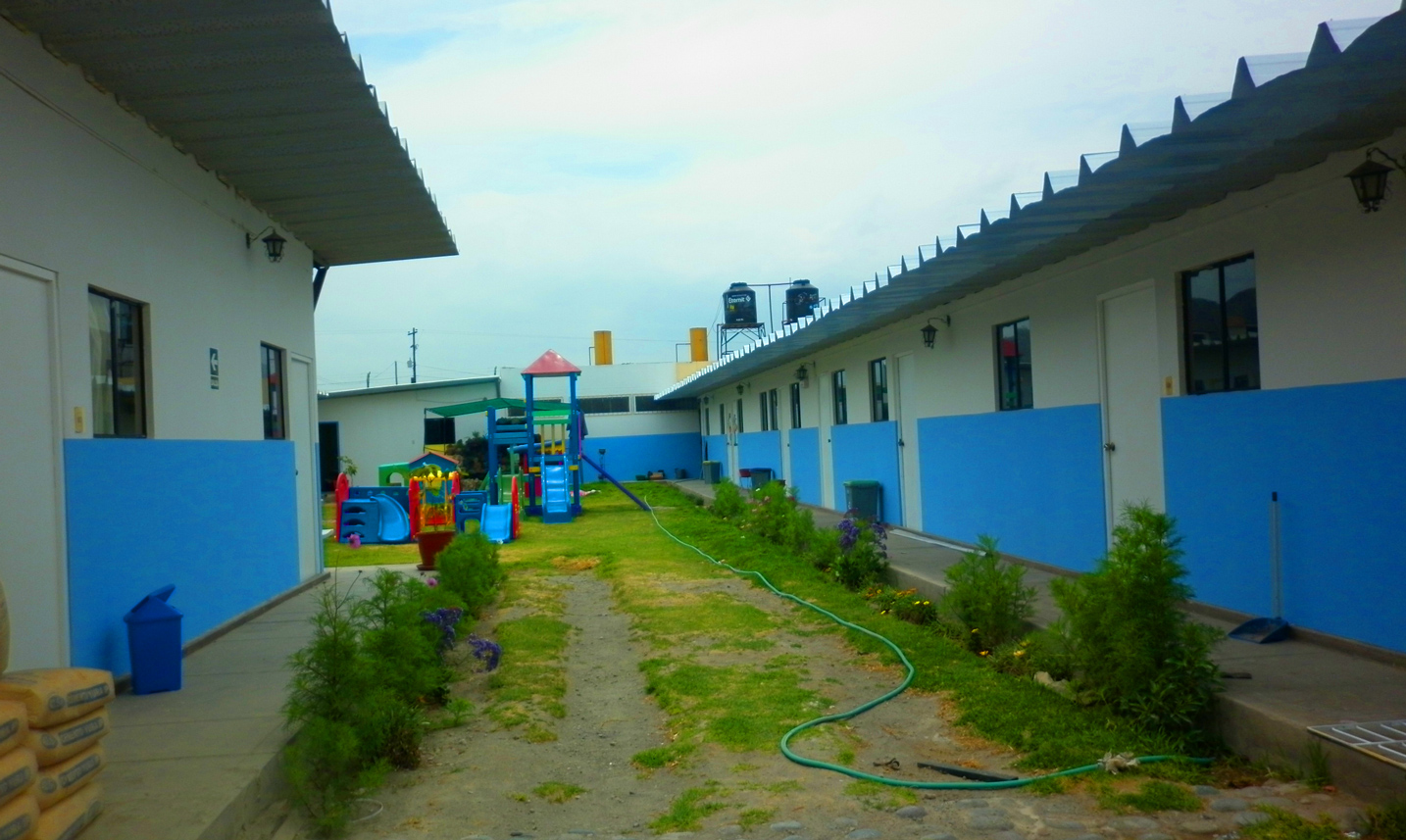 Project School in Peru